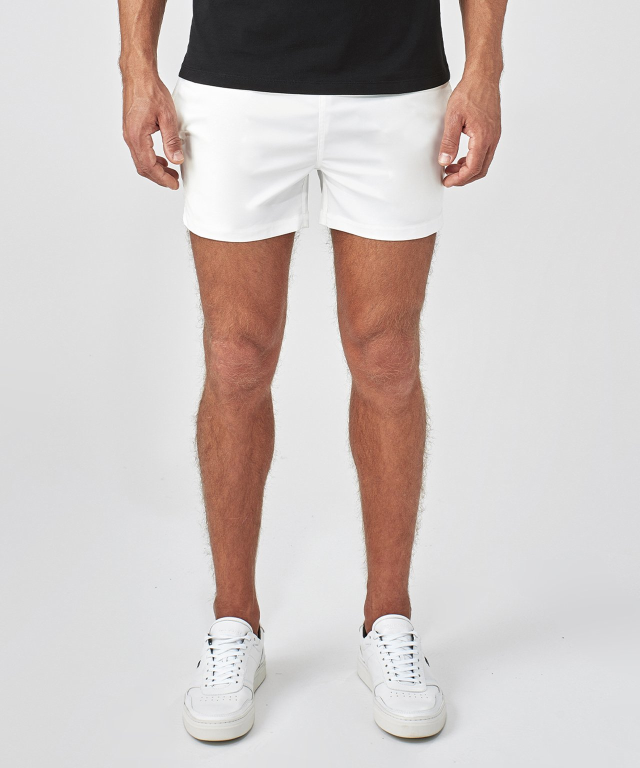 Exerciser Shorts - white
