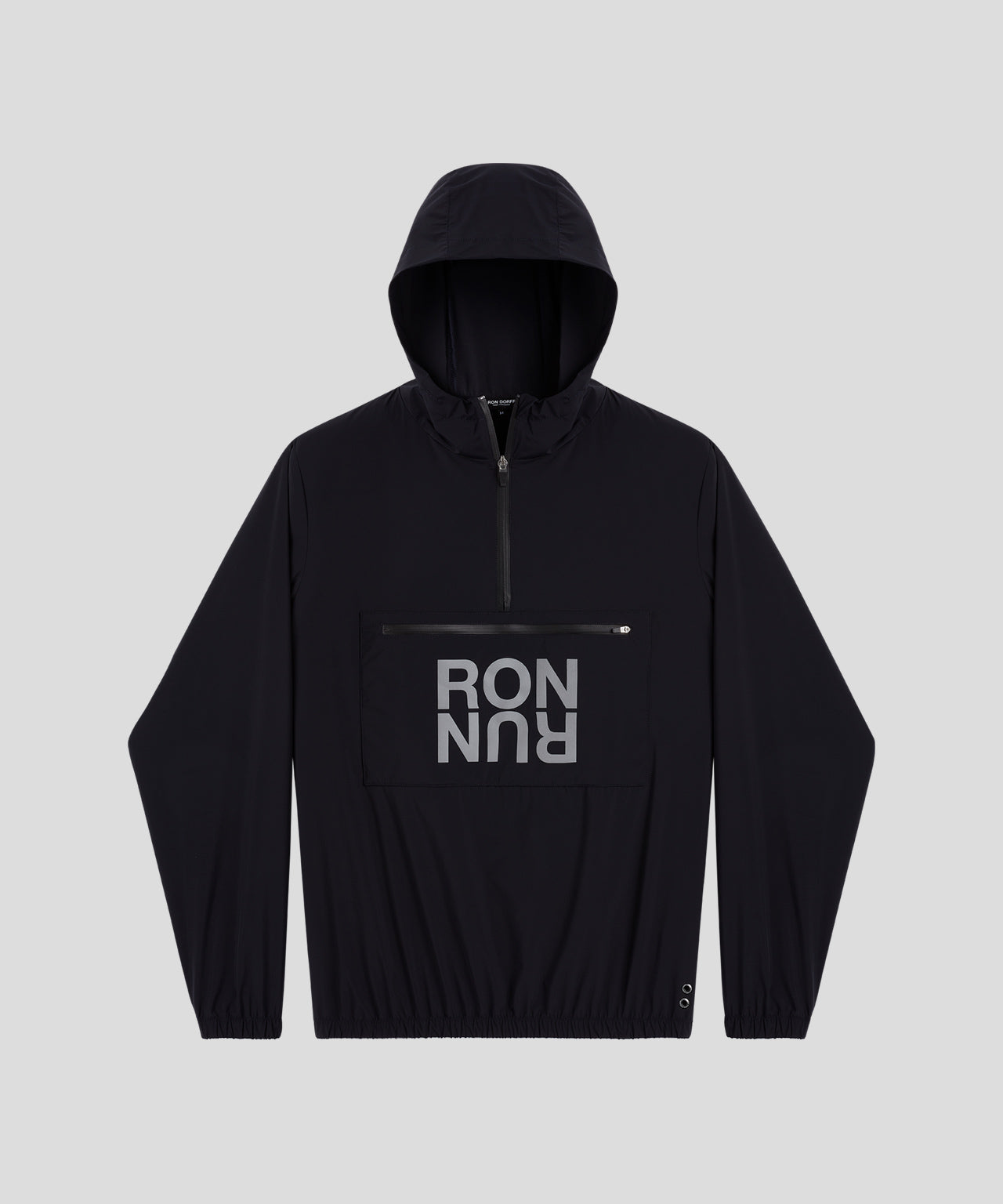 Windbreaker RON RUN His For Her - black