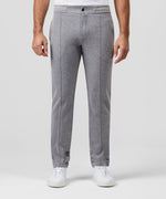 Sports Chinos - grey melange