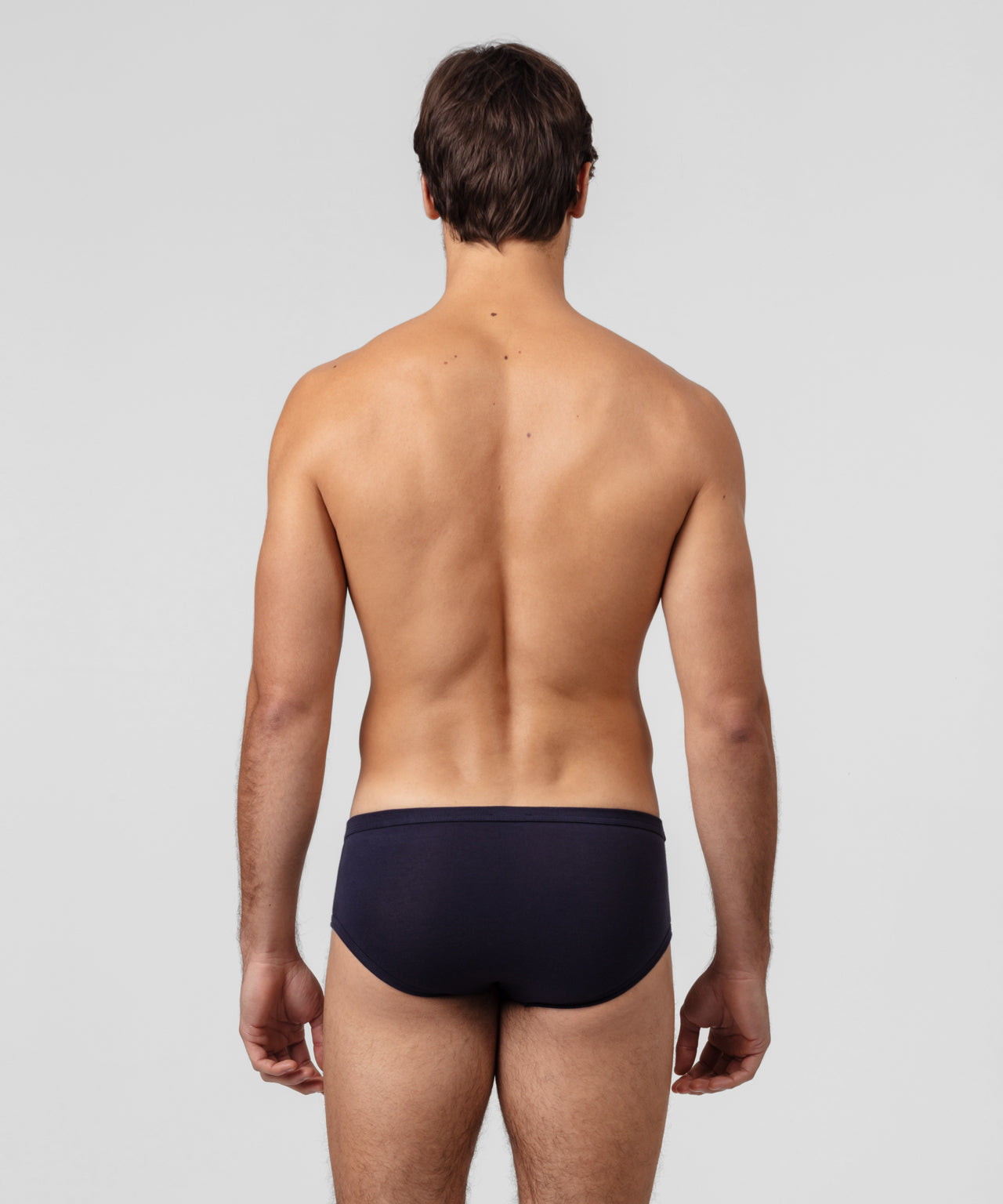 Y-Front Briefs Weekend Kit - navy