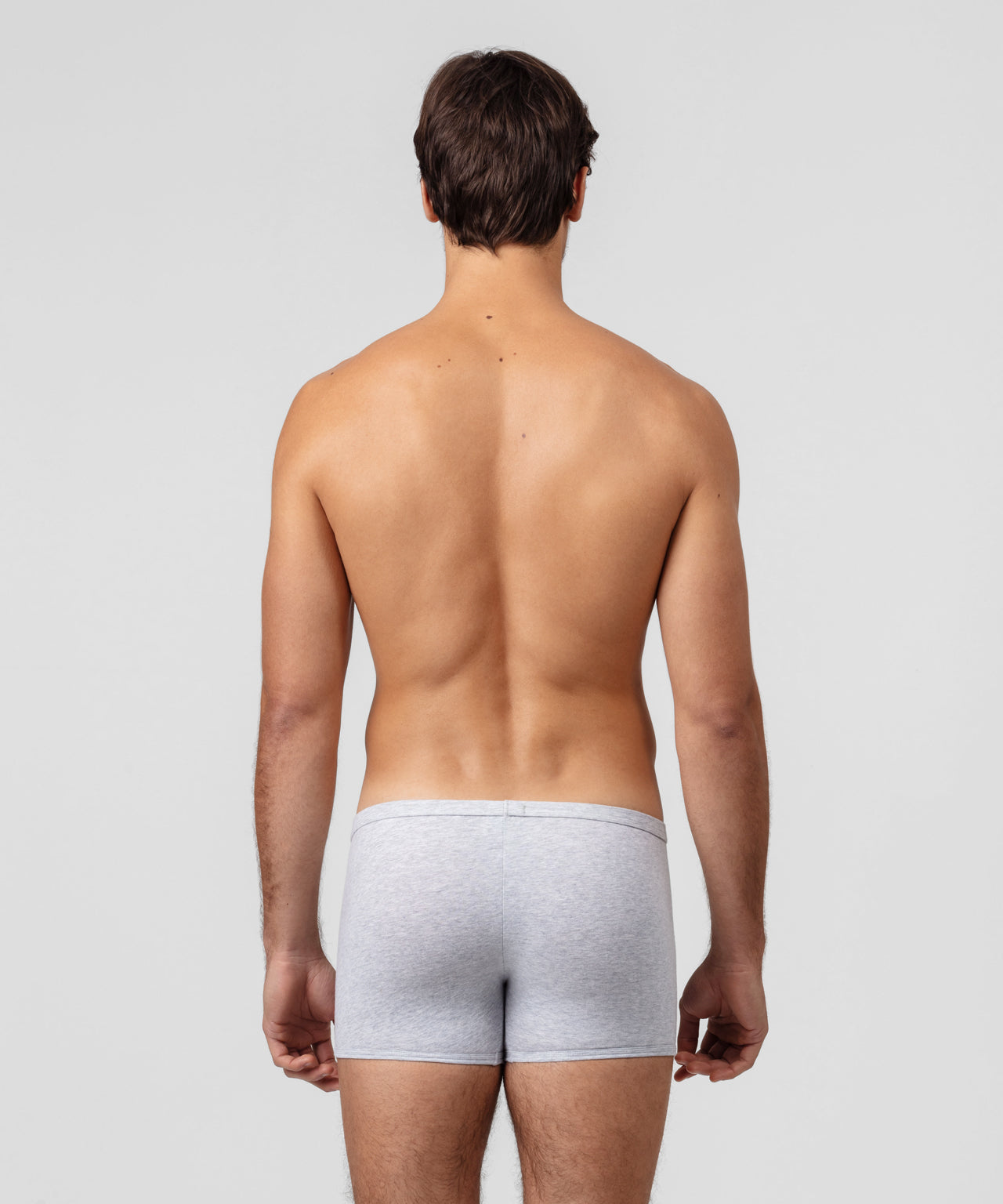 Boxer Briefs - grey melange