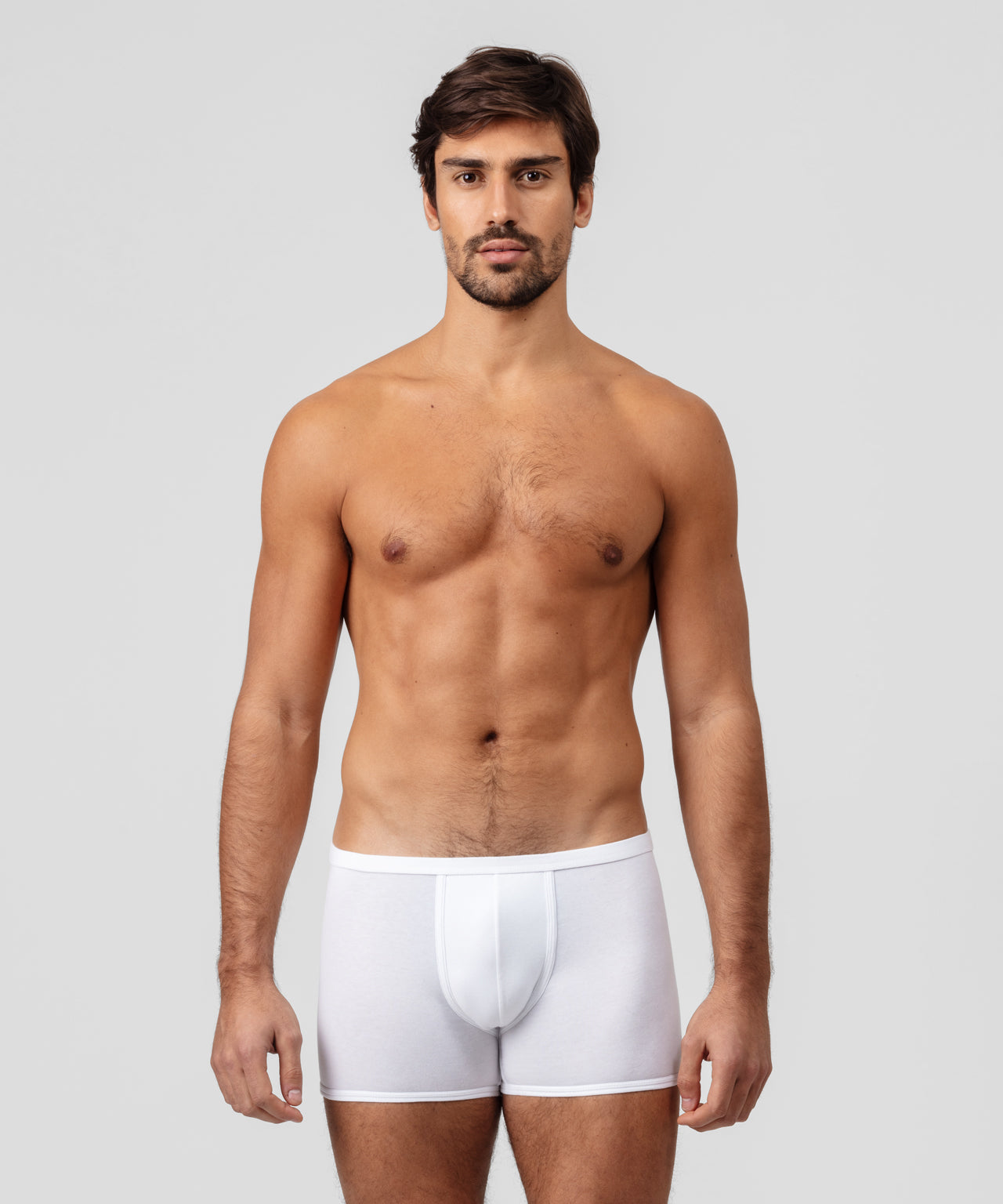 Boxer Briefs Weekend Kit - white