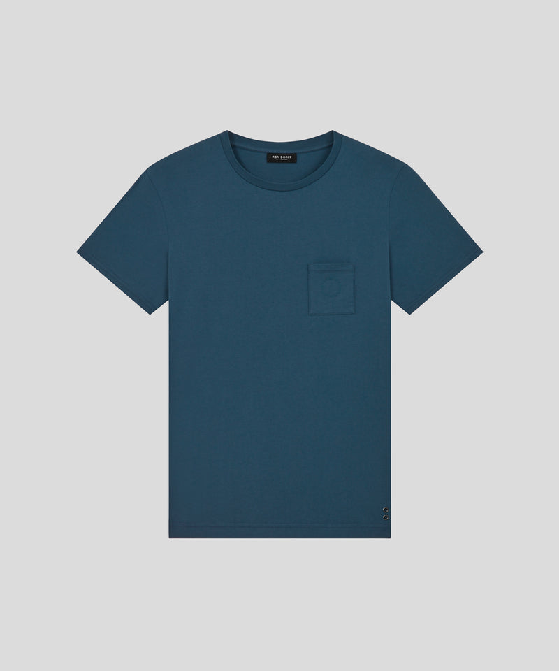 T-Shirt w Chest Pocket - deep dive