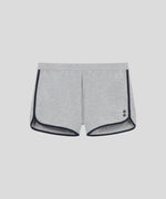 Marathon Home Shorts - grey melange