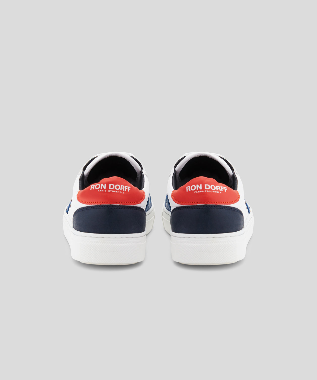 Urban Tennis Shoes - hot red/california blue