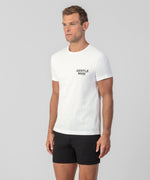 T-Shirt GENTLE MAN - white