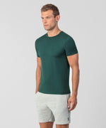 T-Shirt Eyelet Edition - green night