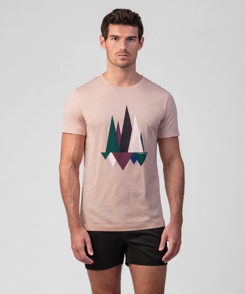 T-Shirt Nordic Light - dusty pink