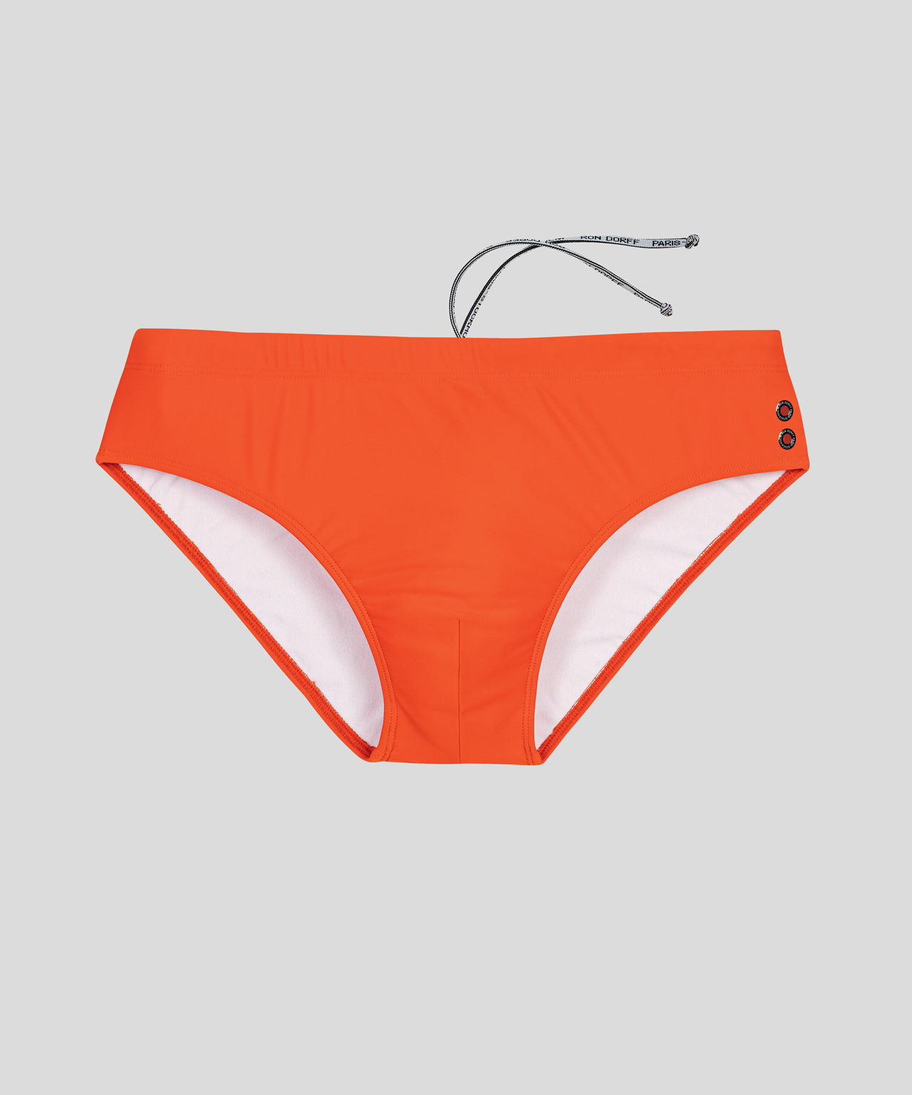Swim Briefs - sunset orange