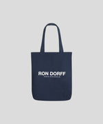 Tote Bag RON DORFF - navy