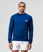 Sweatshirt 3 Kronor - nautic blue