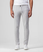 Tennis Pants Piqué - grey melange