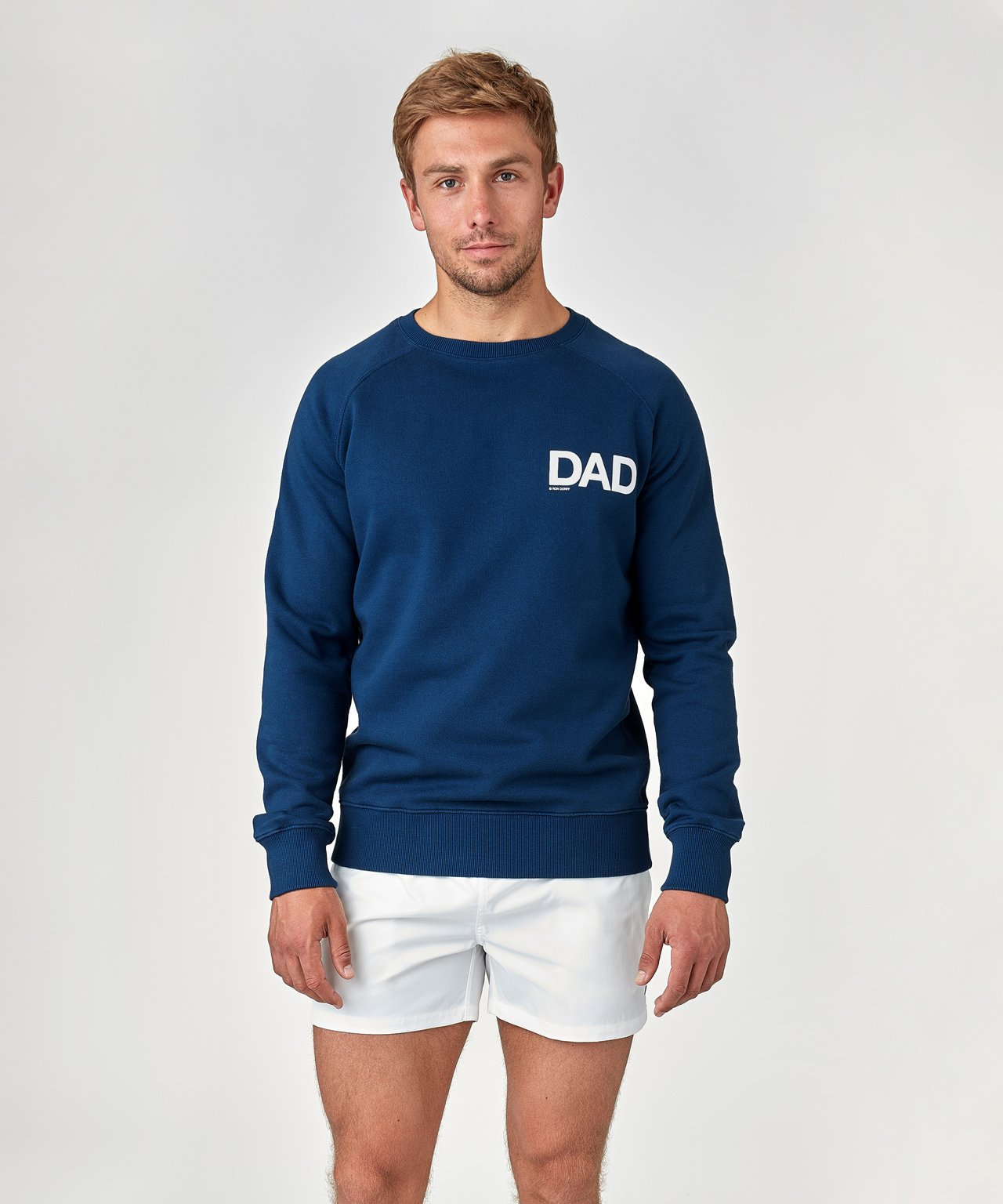 Sweatshirt DAD - viking blue