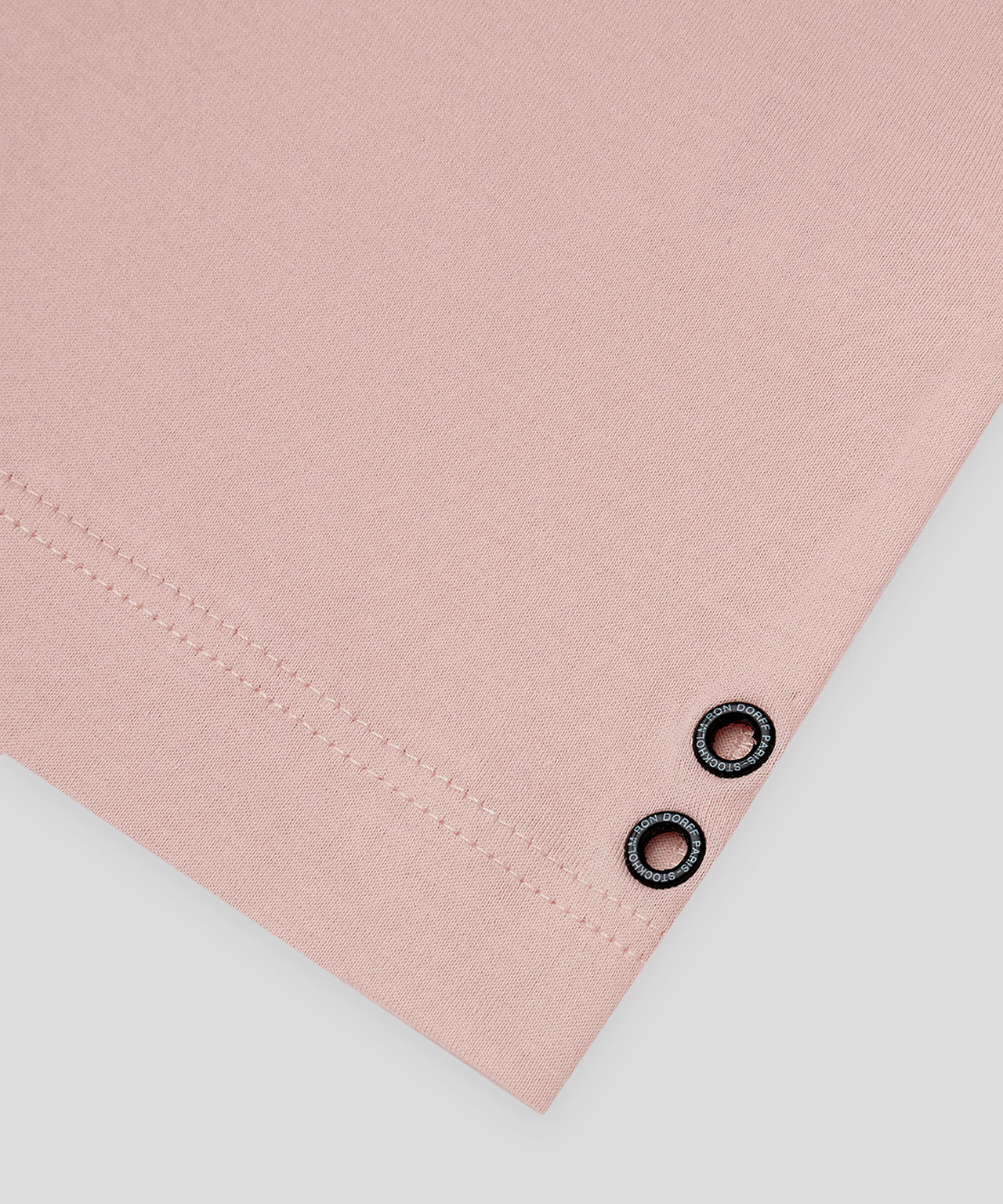 T-Shirt Eyelet Edition His For Her - pink