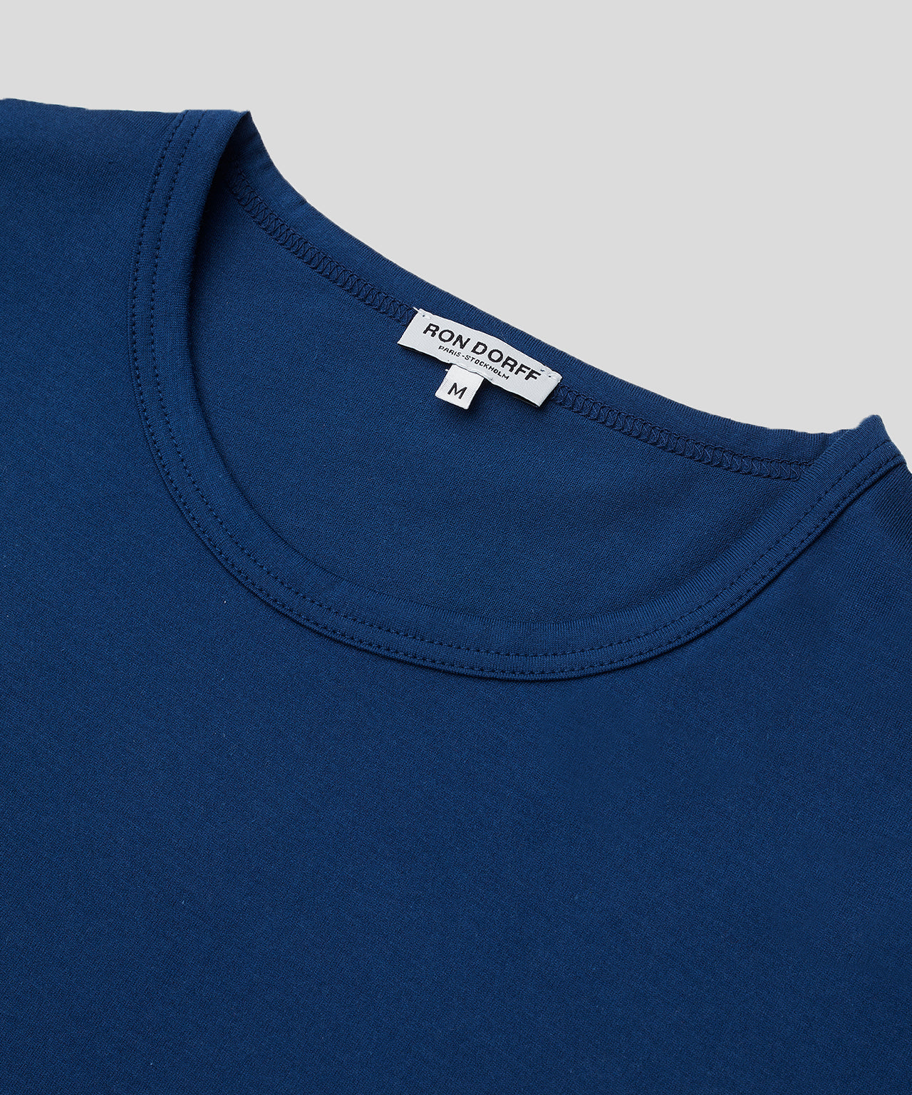 T-Shirt Eyelet Edition His For Her - viking blue