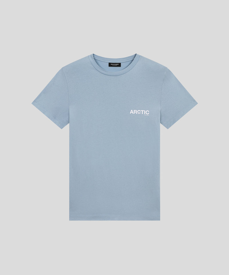 T-Shirt Arctic - frosty blue