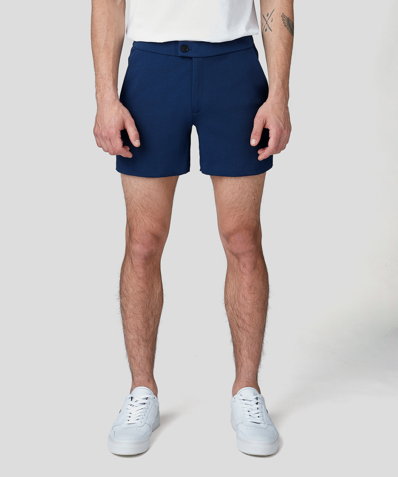 Tennis Shorts - viking blue