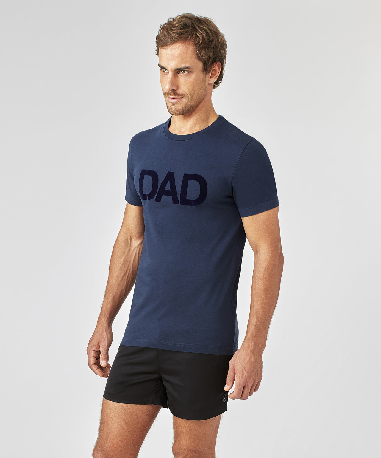 T-Shirt DAD - navy