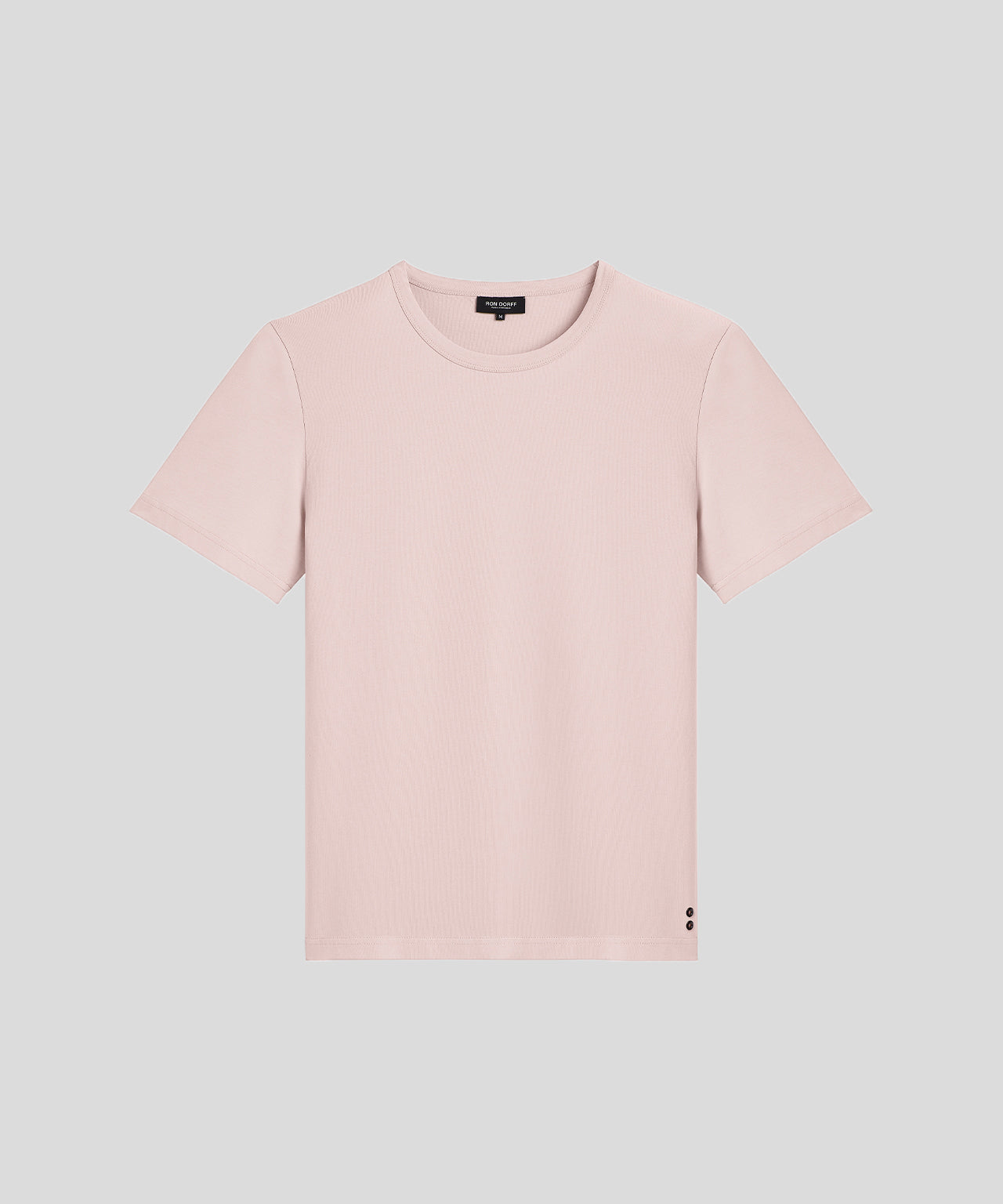 T-Shirt Eyelet Edition His For Her - light mauve