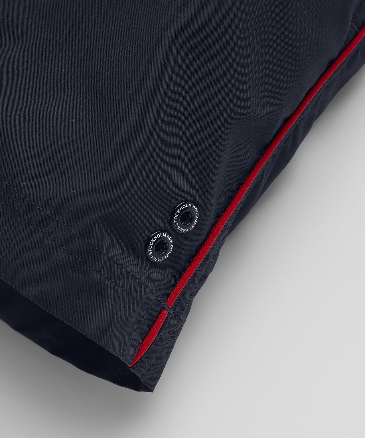 Urban Swim Shorts - navy/red
