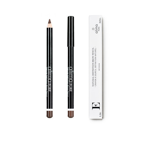 天然眉筆 | NATURAL EYE BROWS PENCIL