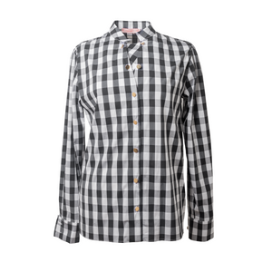 Telki Check Double Button Shirt