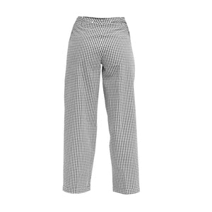 TOALMAS Black & White Multi Pleat Trousers