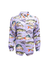 PECA tie back shirt 'big fish'