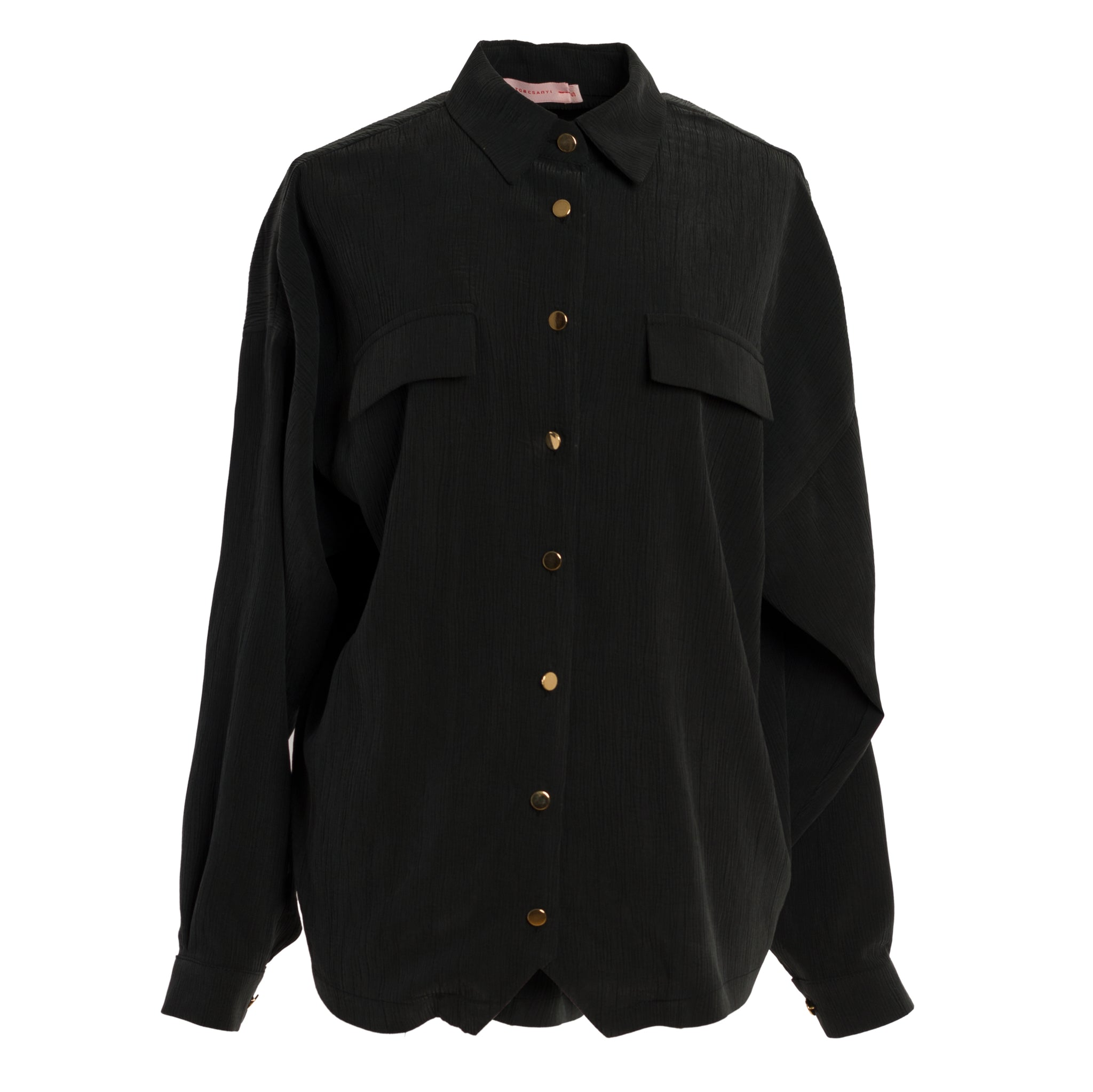 FELSZAB Charcoal Oversized Shirt