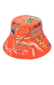 BUSA bucket hat 'hydrophyte red'