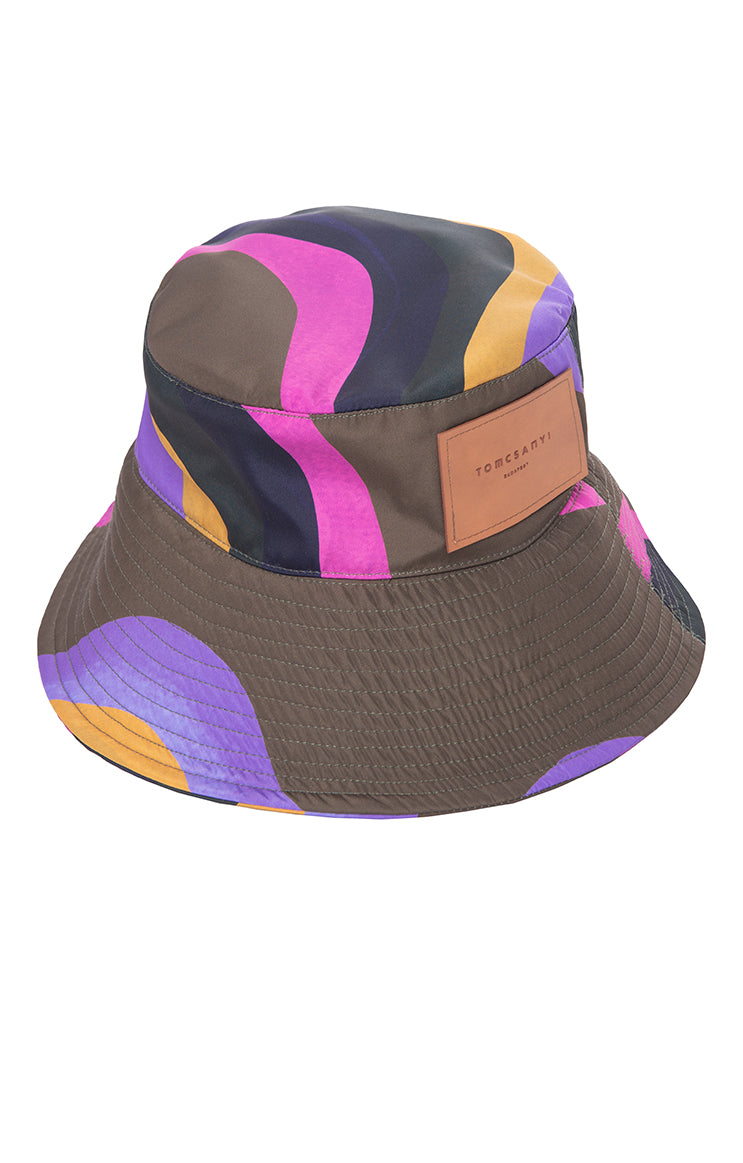 BUSA bucket hat 'waves'