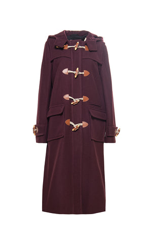 HEJA duffle coat 'Ruby'