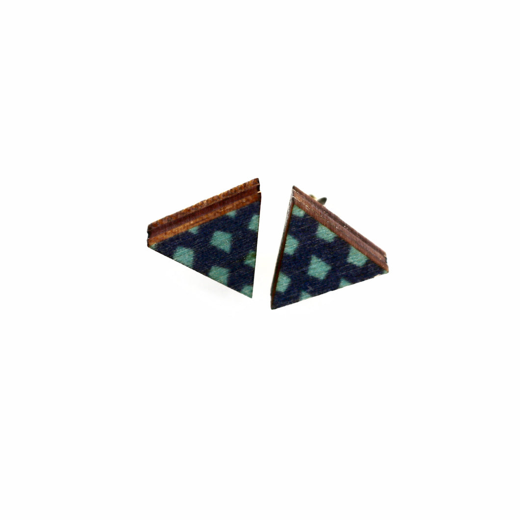 Triangle Studs- Verity
