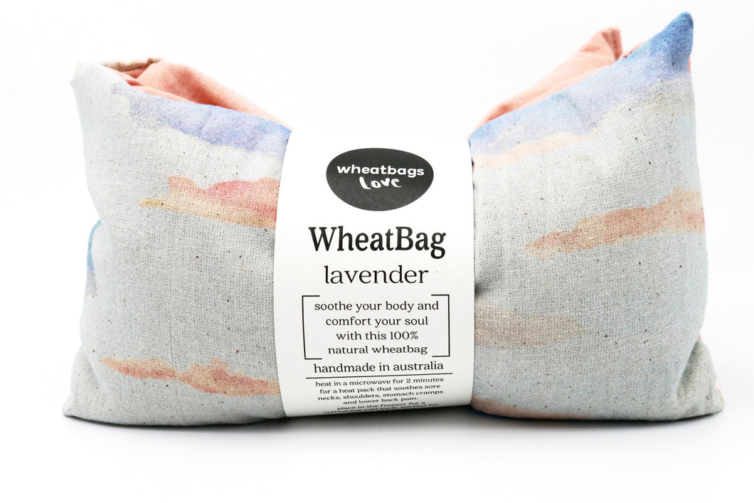 Wheatbag- Cloud with Lavender