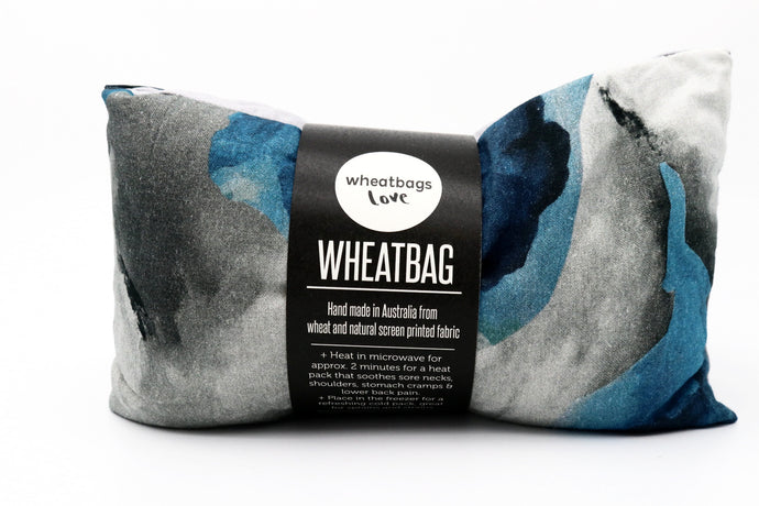 Wheatbag- Art Grey
