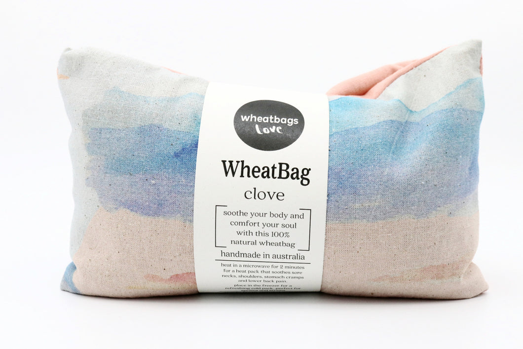 Wheatbag- Cloud with Clove
