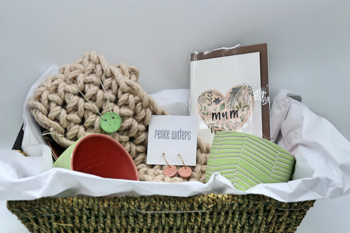 Mother's Day Gift Basket- Simple Pleasures