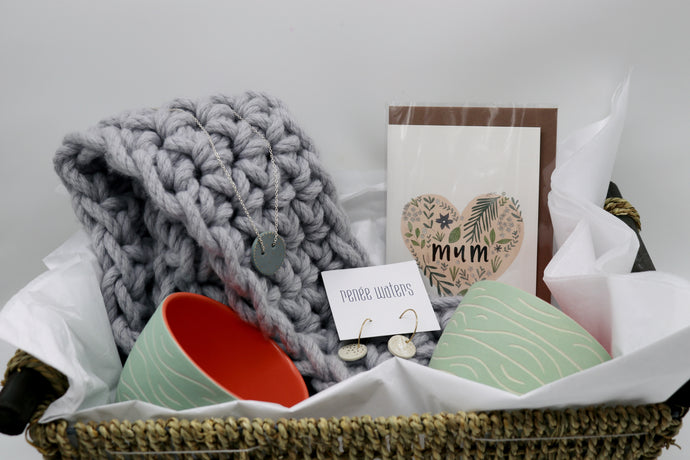 Mother's Day Gift Basket- Simple Style