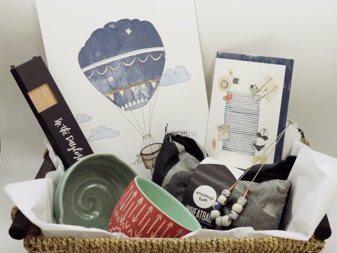 Mother's Day Gift Basket- Spoil Mum with Fun