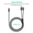2-in-1 Type-C to USB-A/Type-C Tough Cable [RAVPower RP-TPC006]-Cables-RAVPower-Gadget King Pte. Ltd.