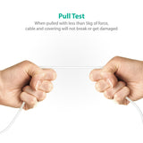 2-Pack MFi (Apple-Certified) Lightning Cables [RAVPower RP-LC010]-Cables-RAVPower-Gadget King Pte. Ltd.