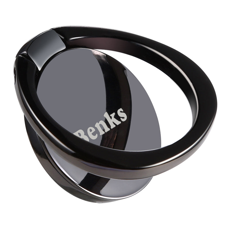 [Benks] Small detachable magnetic ring holder stand suitable for most mobile phones