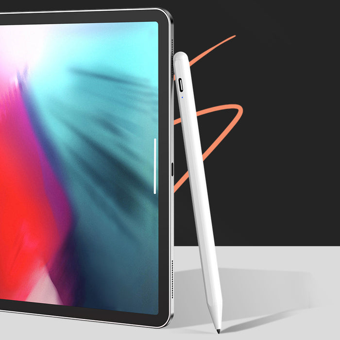 [Benks] 1st Generation Active Touch Capacitive Stylus Pen For iPad (iPad 2018 6th Gen/iPad Air 3rd Gen/iPad Mini 5th Gen/iPad Pro 11 2018/iPad Pro 12.9 2018)