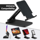 Solid Sturdy Stand For Tablets / Monitors / Smartphones / Laptops