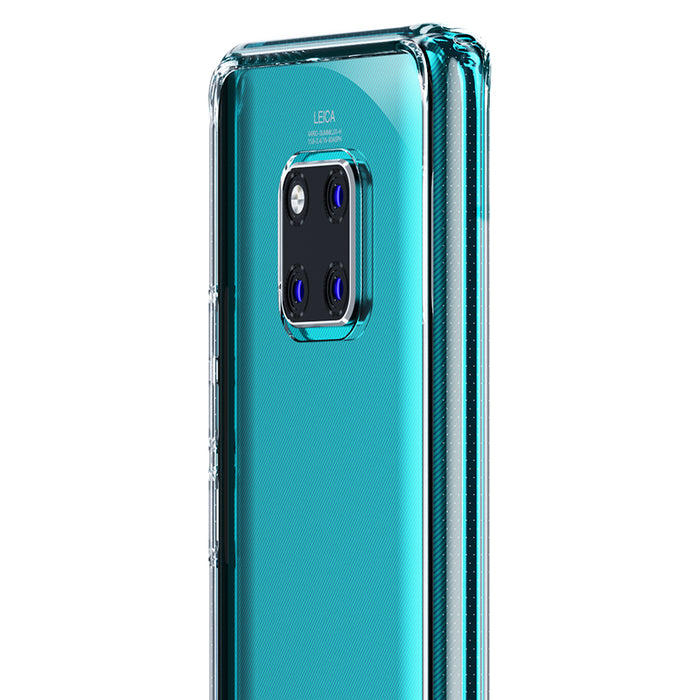 [Benks] Magic Crystal Clear Huawei Mate 20 Pro Shiny Case