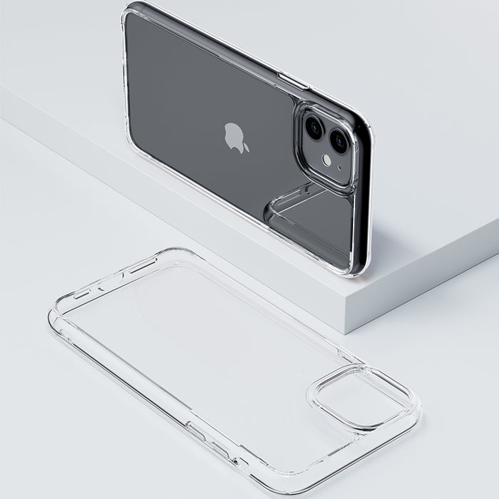 [Benks] Magic Crystal Clear iPhone 11 Shiny Case