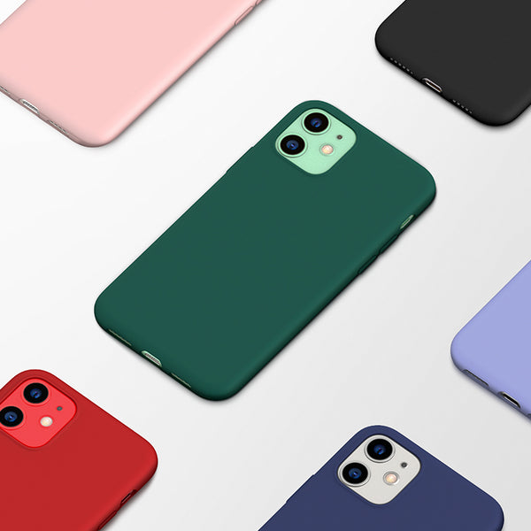 [Benks] Magic Silky iPhone 11 Silicone Case