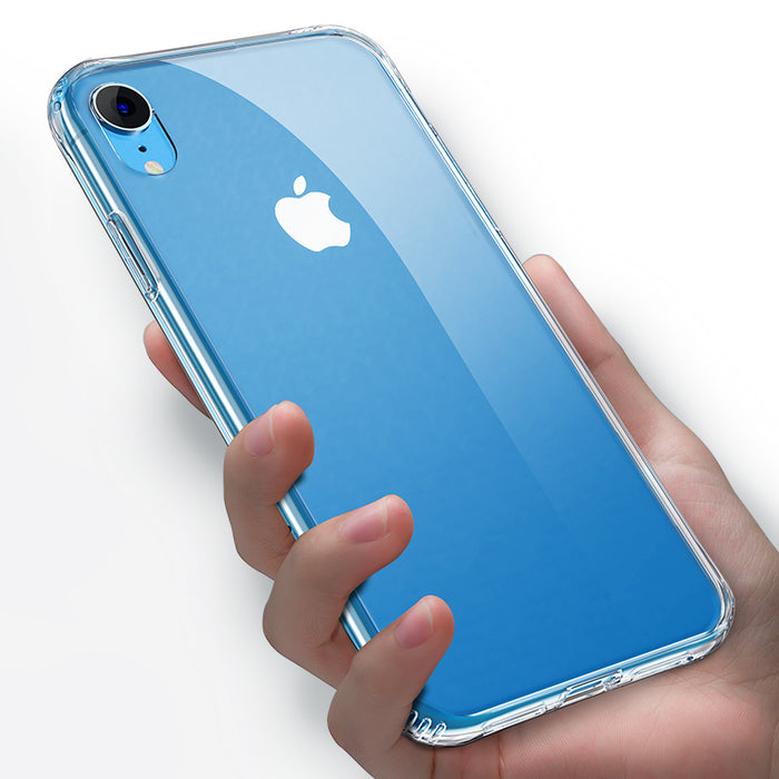 [Benks] Magic Crystal Clear iPhone XR Shiny Case