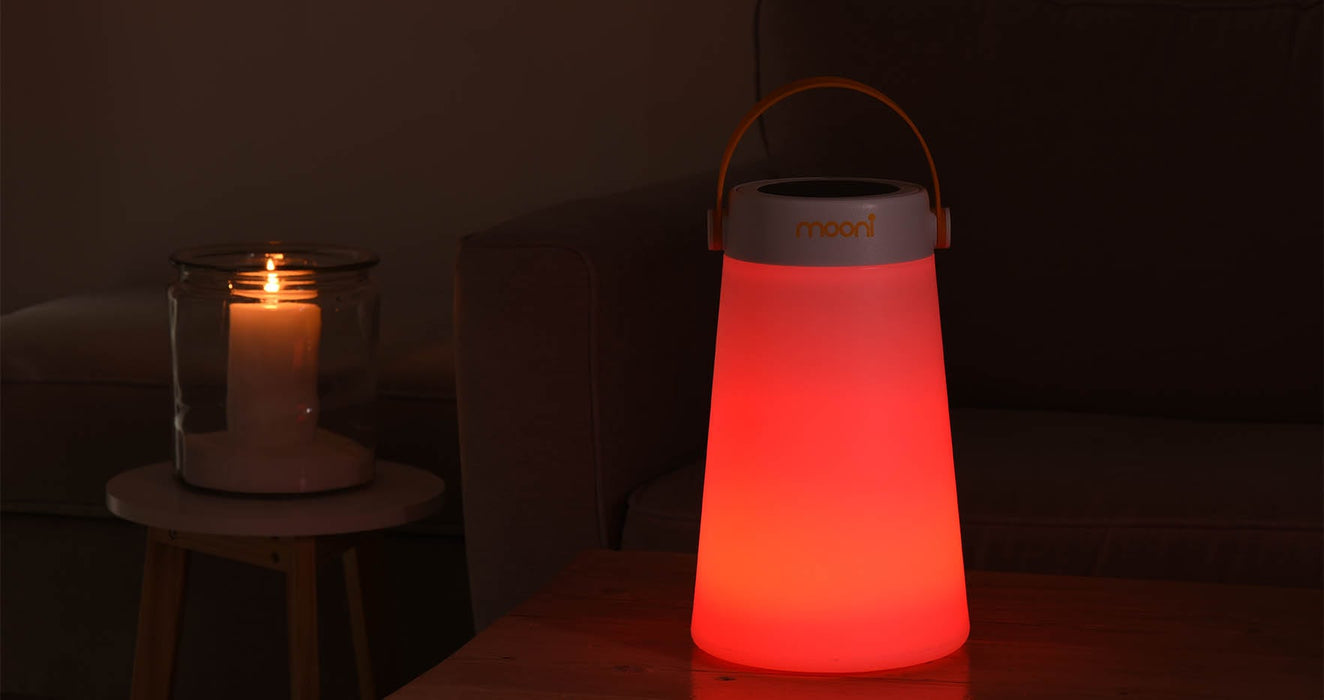 Takeme LED speaker build in bluetooth with 10 colour modes(4 light settings)