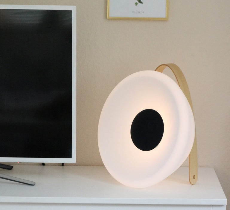 Eclipse LED speaker build in bluetooth with 10 colour modes(4 light settings)